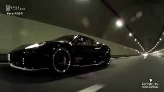 Ferrari F430 Stainless Exhaust Sound by Rowen Japan