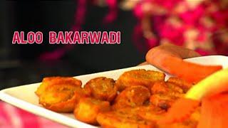 Crispy Snack Item - Aloo Bhakarwadi