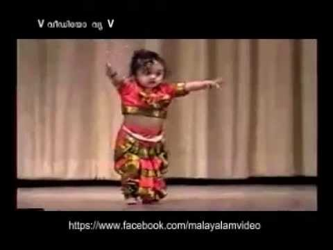 bharatanatyam One Years Old Cutest Talented video