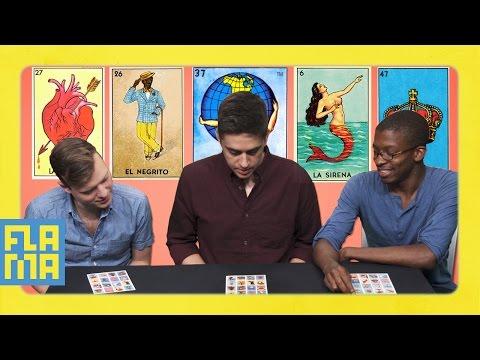 Americans Play Lotería