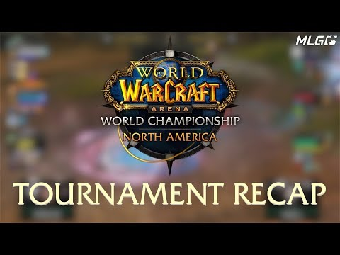 World of Warcraft North American Championship Sunday Recap!