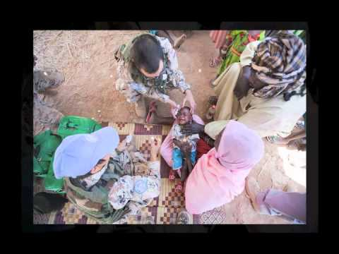 Darfur Up Close: Photo Exhibition (promo)