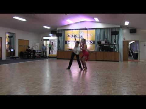 2014 June 8 Aso Nsw State Titles Alex And Adrian Amateur Salsa Couples   Choreography  1st Place video