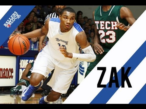 Zak Irvin is the MOST Dangerous Shooting Guard in the Country!!!