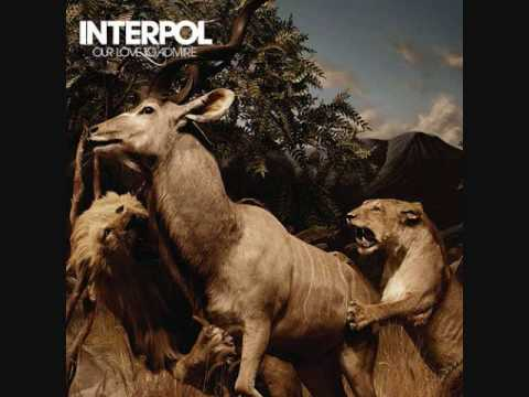 Interpol - No I In Threesome