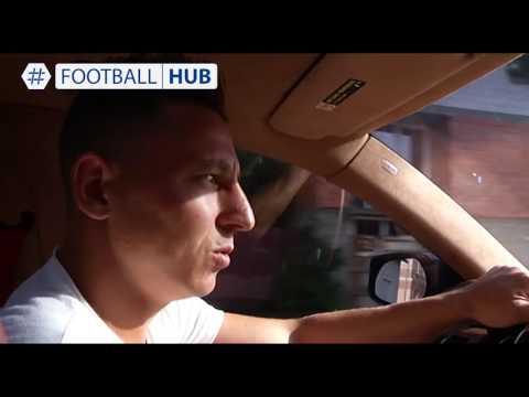 Василь Кобін у програмі FootballHub
