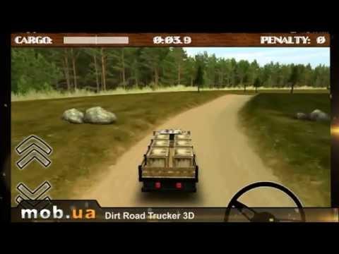 Dirt Road Trucker 3D для Android - mob.ua
