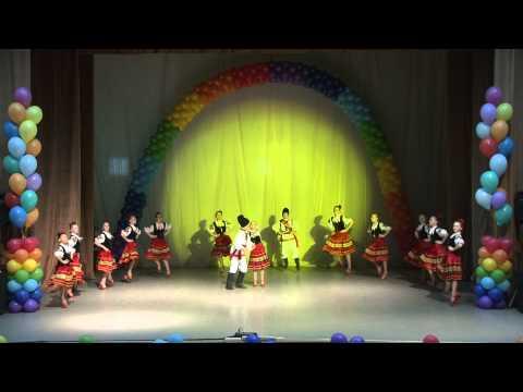 Шуточный танец Молдавская свадьба