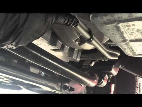 Ford Vehicle Noises: #2 Ford F150 2013-2014 Buzz Noise Shifting Into Gear TSB 14-0134