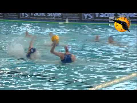Catania 6 Imperia 5 Semifinal Final Four women Italian League 2013 water polo
