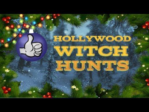 12 Days of Cringemas: Hollywood Witch Hunts
