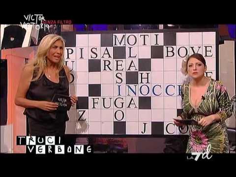 Victor Victoria Senza Filtro – Tra gli ospiti: Alessia Marcuzzi, Mara Venier (10/05/2013)