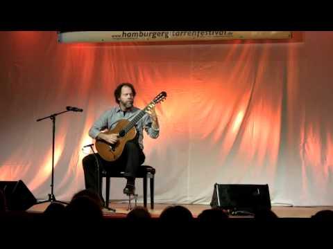 Andrew York - Hamburger Gitarrenfestival 2010