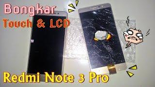 Ganti/replace Touchscreen LCD Redmi Note 3 Pro