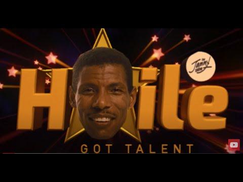 Comedian Abiy /Jammy/ - Haile Got Talent ft. Serawit Fikre