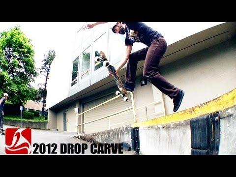 2012 Drop Carve - Landyachtz Longboards