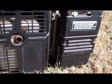 Honda EX1000 Generator Carb Rebuild and Test Run