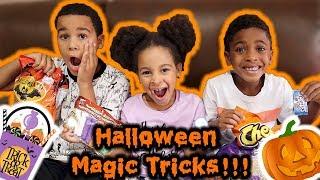 Halloween Candy Magic Trick!