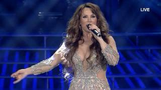 Your face sounds familiar Albania 2 - Alberie Hadergjonaj si Mariah Carey