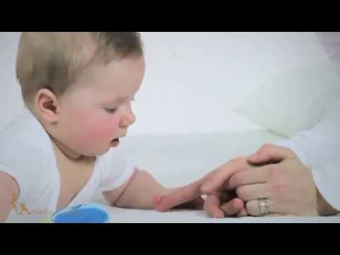 Kalendarz rozwoju niemowlaka - miesiąc 6