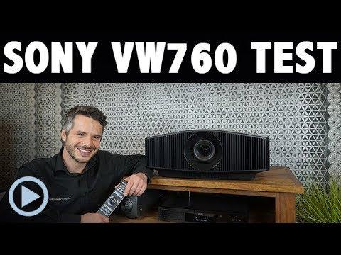 Sony VPL-VW760 ES Test / Vorstellung des neuen 4K Laser Beamers