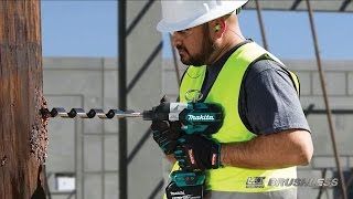 Makita 18V LXT Brushless 7/16 in. Hex Impact Drill - XWT09T