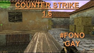 "Minecrack - Counter Strike ""Fono gay"""