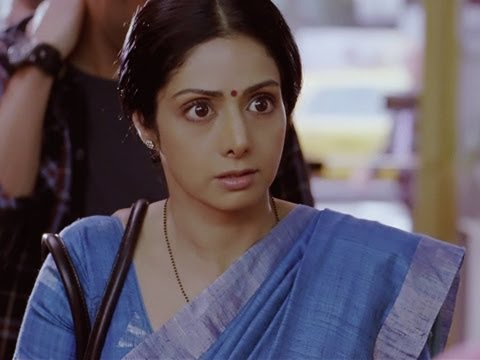 Sridevi Places Her Million Dollar Order | English Vinglish