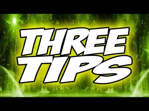 MW3 Tips and Tricks - Three Assorted Tips! (Modern Warfare 3)