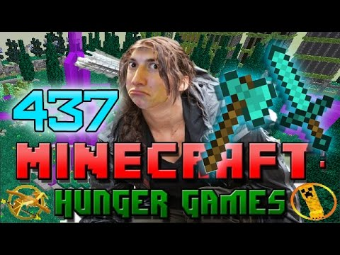 Minecraft: Hunger Games w Mitch Game 437 ALL THE KILLS Diamond Ax Betty and Sword