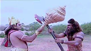 हनुमान और परशुराम का महाप्रलयंकारी युद्ध.....