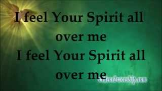Hezekiah Walker - I Feel Your Spirit - Lyrics - 2013