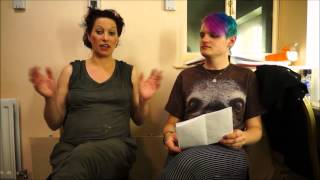 Amanda Palmer interview, June 2015