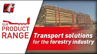 FAYMONVILLE - Transport solutions for the forestry industry