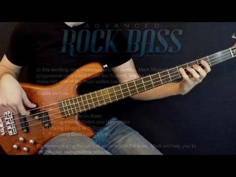 Mark Michell's Hal Leonard Bass Guitar Lesson DVD/Book: