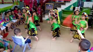 Nhảy Bống Bống Bang Bang - Lớp Chồi - Trường MN Đồ Rê Mí