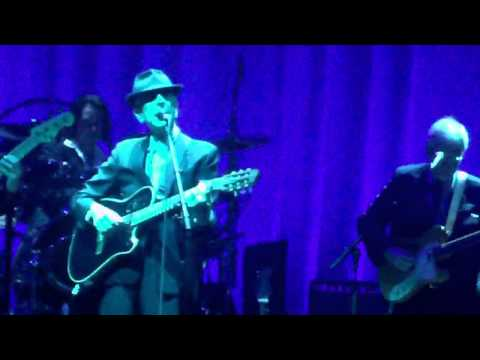 "LEONARD COHEN'S ""FAMOUS BLUE RAINCOAT"" - THANK YOU FOR VISITING"