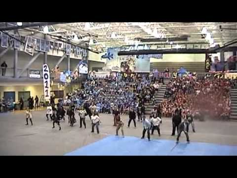 The faculty of Chugiak High School performed this tribute to Michael Jackson's Thriller as part of the annual WACKO (Wild and Crazy Kid Olympics) Competition...