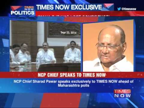 I wanted to keep alliance intact: NCP Chief Sharad Pawar