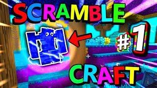 """Minecraft Scramble Craft SMP - """"OUR JOURNEY BEGINS!"""" - Episode 1"""