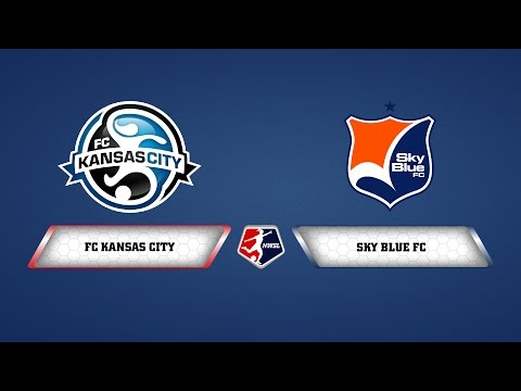 FC Kansas City vs. Sky Blue FC - July 27, 2014 klip izle