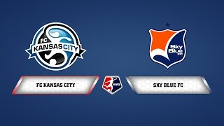 FC Kansas City vs. Sky Blue FC - July 27, 2014