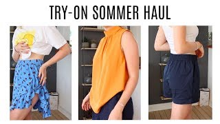 TRY-ON SOMMER HAUL