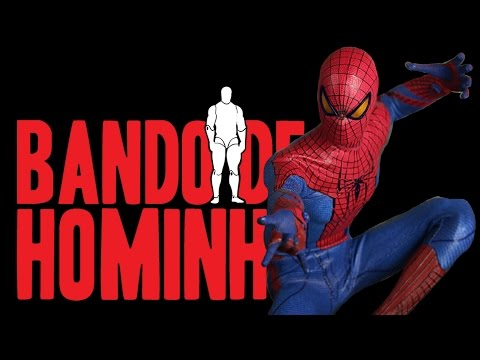 Bando de Hominho - The Amazing Spider-Man Hot Toys