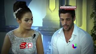 SyP: William Levy y Ximena Navarrete en exclusiva revelaron grandes secretos