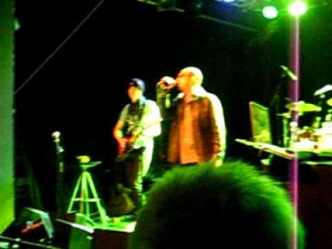 CHRIS THOMPSON&MADS ERIKSEN LIVE .17.10.09 . MARTHAS MADMAN