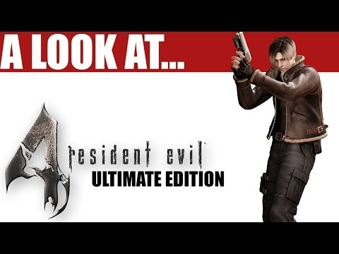 Resident Evil 4 Ultimate Edition HD PC 1080P Max Settings 8X AA Gameplay & First Impressions Review