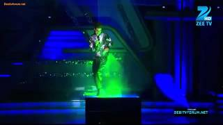 Dance India Dance 3 Raghav Croc Roaz Lazer Light Act 24th March   YouTube