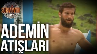Alp Kırşan'dan Olay Yorum | 85.Bölüm | Survivor 2017