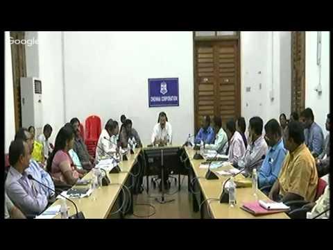 Chennai Smart City Challenge Talk